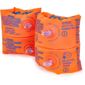 Zoggs Roll Ups - Enfant - orange/bleu